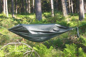 hammock camping shelter sleeping comfort