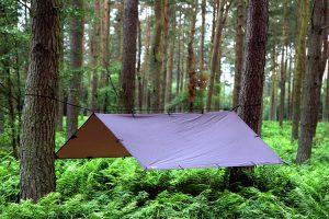 camping tarp tarpaulin shelter